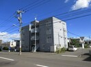 札幌市営地下鉄東豊線/新道東駅 徒歩12分 2階 築32年の外観
