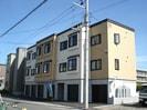 札幌市営地下鉄東豊線/元町駅 徒歩8分 3階 築14年の外観