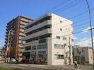 札幌市営地下鉄東豊線/新道東駅 徒歩1分 5階 築32年の外観