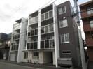 札幌市営地下鉄東豊線/新道東駅 徒歩1分 4階 築4年の外観