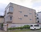 札幌市営地下鉄東豊線/北13条東駅 徒歩2分 2階 築17年の外観