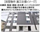 札幌市営地下鉄東豊線/新道東駅 徒歩7分 1階 建築中の外観