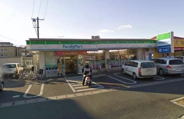 ファミリーマート岡山国富店(コンビニ)まで706m