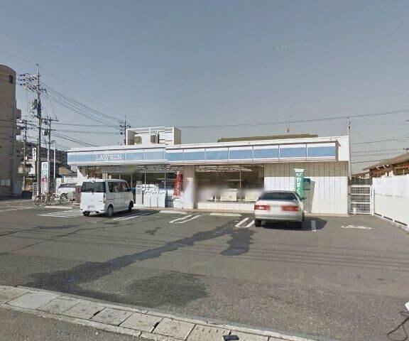 ローソン岡山藤原西町店(コンビニ)まで790m