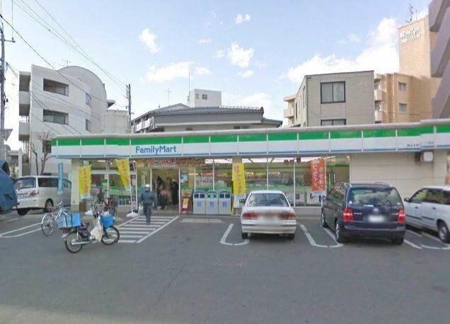ファミリーマート岡山大供二丁目店(コンビニ)まで145m
