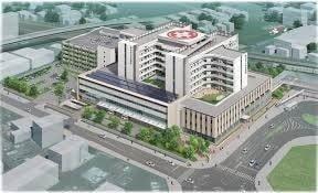 岡山市立市民病院(病院)まで1155m