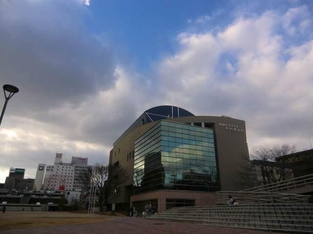 岡山市立幸町図書館(図書館)まで346m