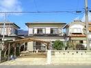 三笠山住宅の外観