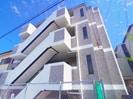静岡鉄道静岡清水線/県立美術館前駅 徒歩6分 2階 築30年の外観