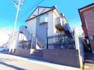 静岡鉄道静岡清水線/御門台駅 徒歩6分 1階 築31年の外観