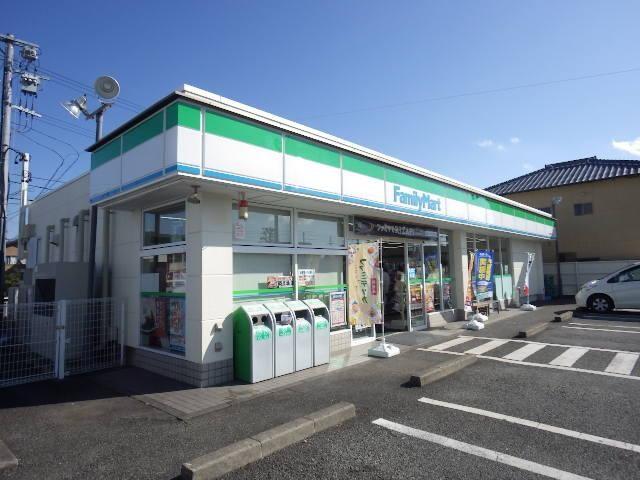 ファミリーマート清水袖師町店(コンビニ)まで182m