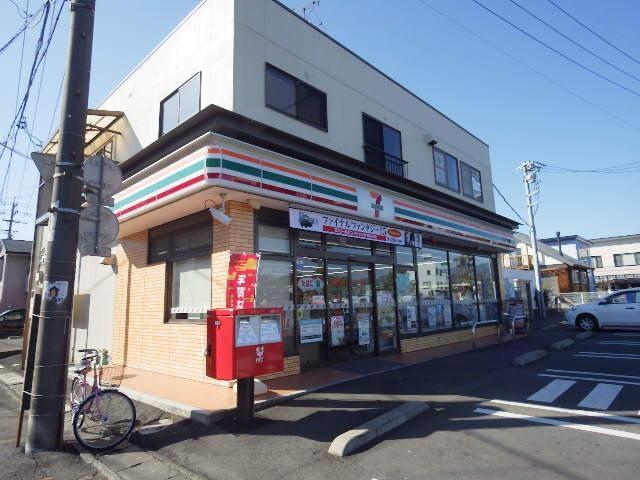 セブンイレブン清水袖師町店(コンビニ)まで314m