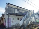 東海道本線/清水駅 バス:14分:停歩4分 2階 築30年の外観