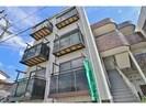 静岡鉄道静岡清水線/桜橋駅 徒歩10分 3階 築33年の外観