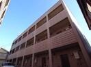 静岡鉄道静岡清水線/桜橋駅 徒歩5分 3階 築33年の外観