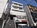 静岡鉄道静岡清水線/新清水駅 徒歩1分 5階 築34年の外観