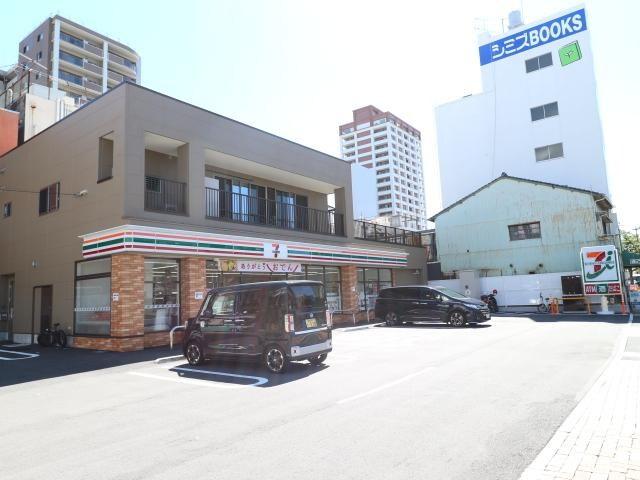 セブンイレブン清水真砂町店(コンビニ)まで160m