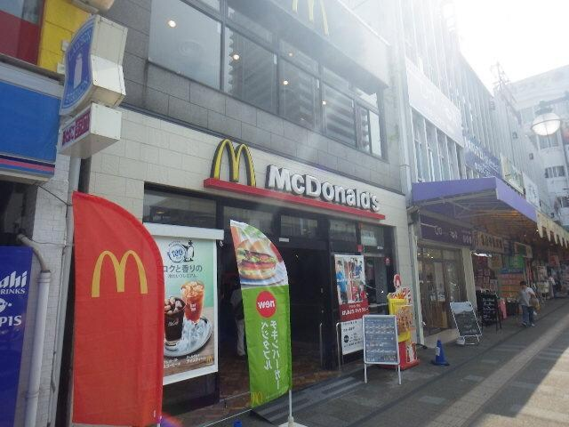 マクドナルド清水店(ファストフード)まで90m