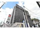 鹿児島市電1系統/涙橋駅 徒歩5分 5階 建築中の外観
