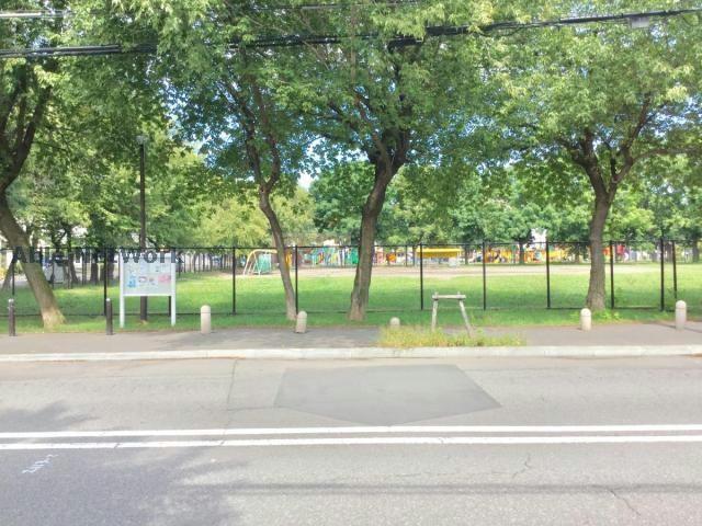 北園公園(公園)まで497m