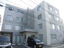 札幌市営地下鉄東豊線/新道東駅 徒歩4分 4階 築7年の外観