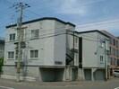札幌市営地下鉄東豊線/新道東駅 徒歩15分 3階 築25年の外観