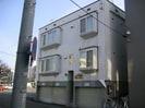 シティハウス札幌の外観
