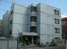 札幌市営地下鉄東豊線/北13条東駅 徒歩3分 4階 築28年の外観