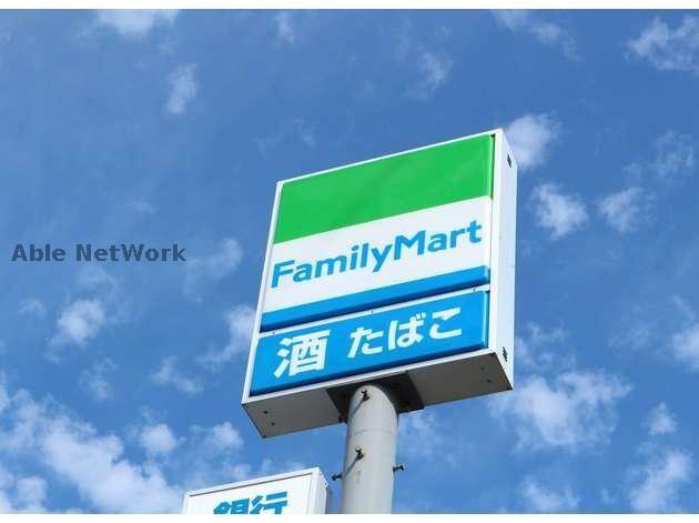 ファミリーマート札幌北33条東10丁目店(コンビニ)まで800m