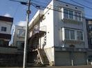 札幌市営地下鉄東豊線/環状通東駅 徒歩6分 3階 築28年の外観