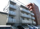 札幌市営地下鉄東豊線/新道東駅 徒歩2分 4階 築3年の外観