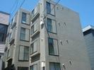 札幌市営地下鉄東豊線/新道東駅 徒歩5分 3階 築31年の外観