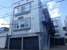札幌市営地下鉄東豊線/新道東駅 徒歩3分 3階 築24年の外観