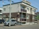 札幌市営地下鉄東豊線/環状通東駅 徒歩9分 2階 築17年の外観