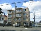 札幌市営地下鉄東豊線/元町駅 徒歩10分 4階 築30年の外観