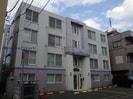 札幌市営地下鉄東豊線/新道東駅 徒歩2分 3階 築14年の外観
