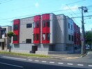 札幌市営地下鉄東豊線/新道東駅 徒歩1分 3階 築14年の外観
