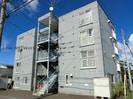 札幌市営地下鉄東豊線/新道東駅 徒歩12分 4階 築35年の外観