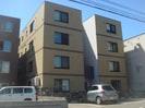 札幌市営地下鉄東豊線/新道東駅 徒歩4分 3階 築11年の外観