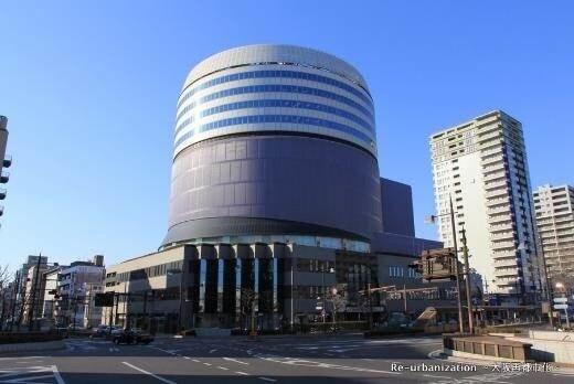岡山シンフォニービル(ショッピングセンター/アウトレットモール)まで1057m