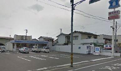 ローソン岡山益野店(コンビニ)まで497m