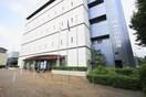 岡山市中区役所(役所)まで616m