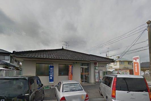 岡山藤原郵便局(郵便局)まで298m