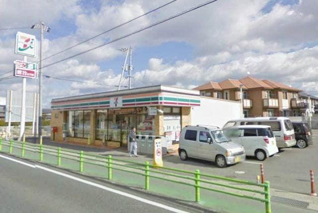 セブンイレブン岡山金岡東1丁目店(コンビニ)まで416m