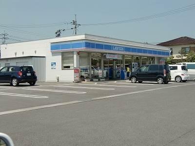 ローソン岡山瀬戸町(コンビニ)まで519m