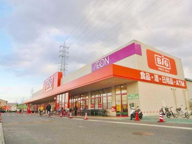 ザ・ビッグ平島店(ショッピングセンター/アウトレットモール)まで353m