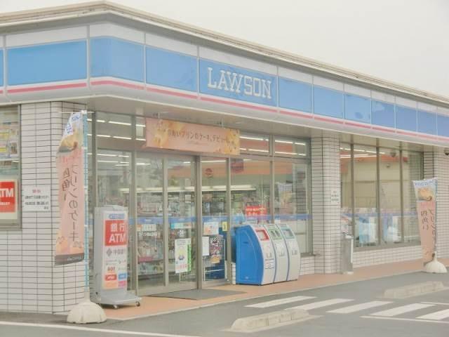 ローソン南古都店(コンビニ)まで1051m