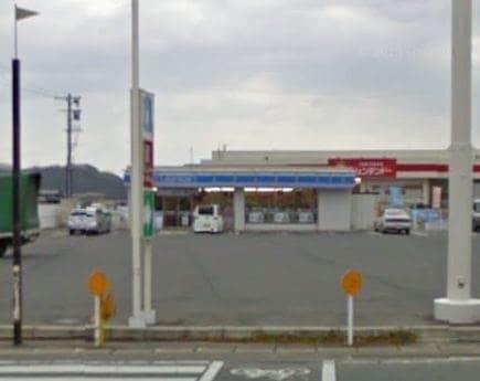ローソン岡山神崎町店(コンビニ)まで1410m