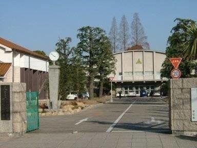 岡山県立岡山操山中学校(中学校/中等教育学校)まで650m