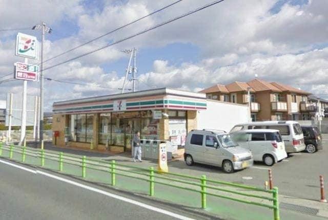 セブンイレブン岡山金岡東1丁目店(コンビニ)まで1703m